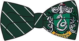 Harry Potter Slytherin Bow Tie Green