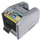 TTLIFE Dispenser di nastro automatico con funzione di memoria, modalità di funzionamento automatico/manuale, larghezza 6-60 mm, per nastro biadesivo/tessuto di vetro/etichetta di imballaggio