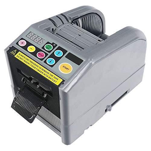 Vogvigo Dispensador de Cinta automático, cortadora de Cinta de Embalaje eléctrica, Cortador...