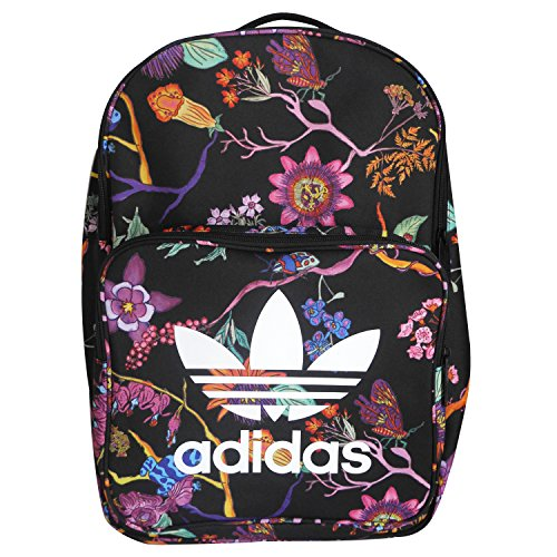 Mochilas Adidas Chica Floral o Bolsa Escolar.