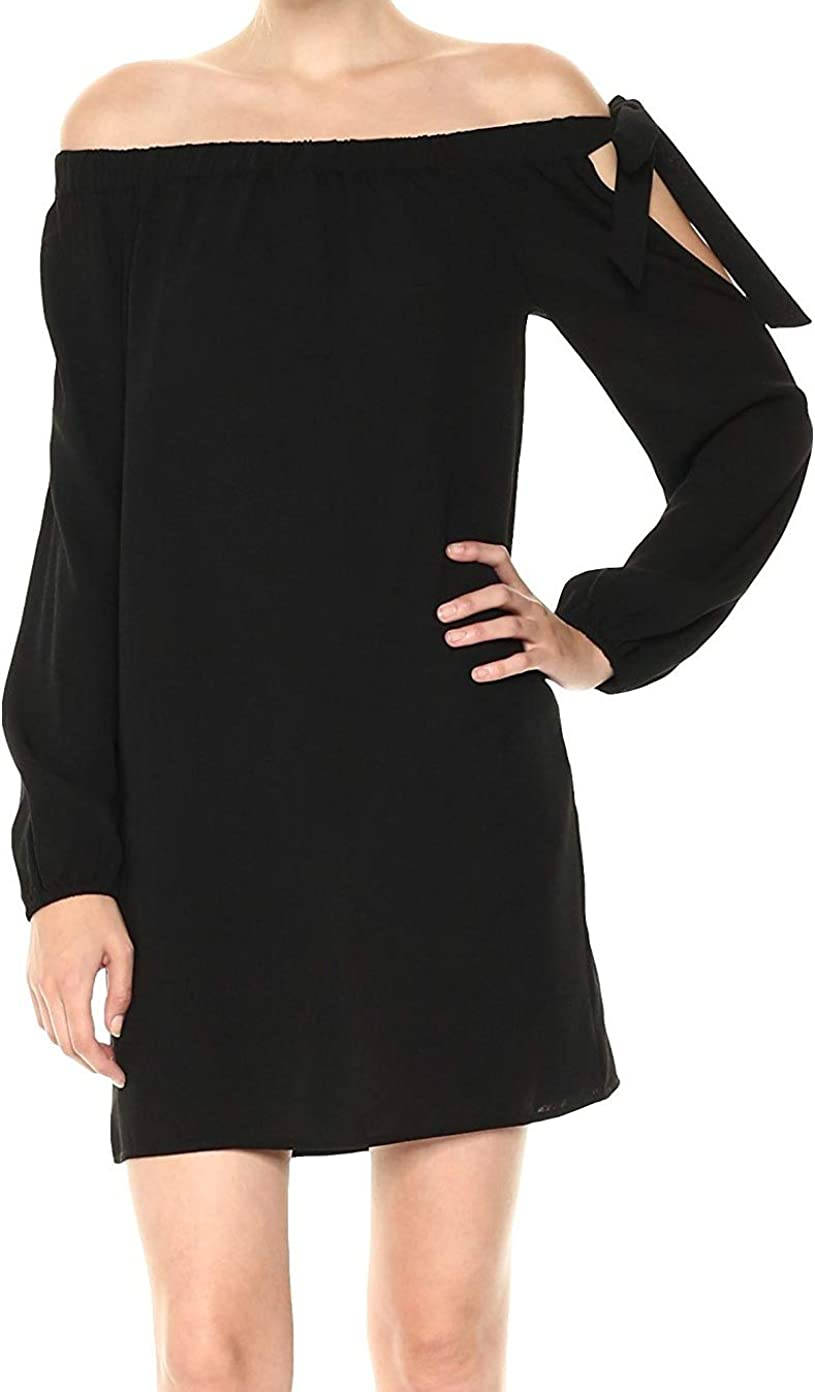 Ali Jay Women's Get Max 68% OFF Me to The Oakland Mall Off Long Slee Shoulder Greek