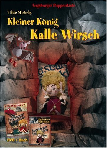 Kleiner König Kalle Wirsch (Limitierte Sonderedition mit Bastelbuch)