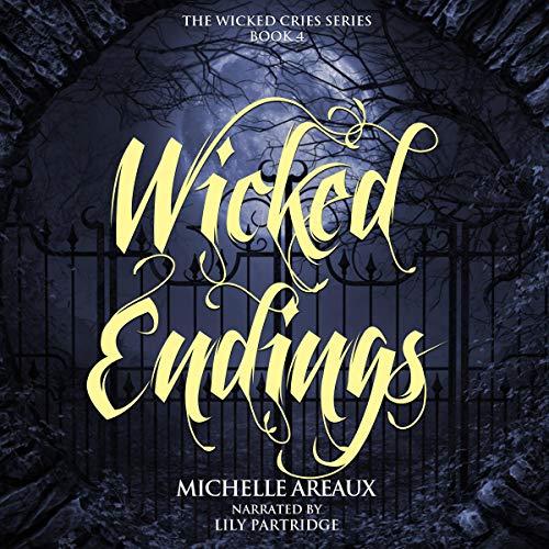 Wicked Endings  audiobook cover art