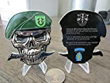 United States Army 10th Special Forces Group...