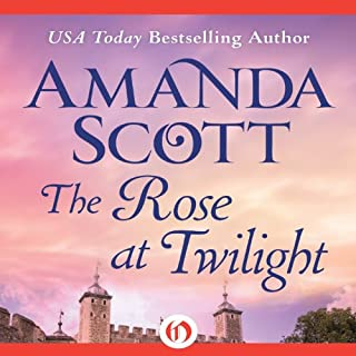 The Rose at Twilight audiobook cover art