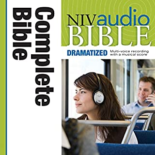 Pure Voice Audio Bible - New International Version, NIV (Narrated by