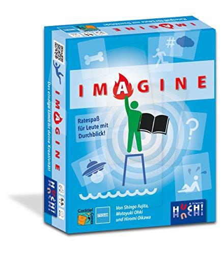Huch & Friends 879493–Imagine, Juego de Cartas