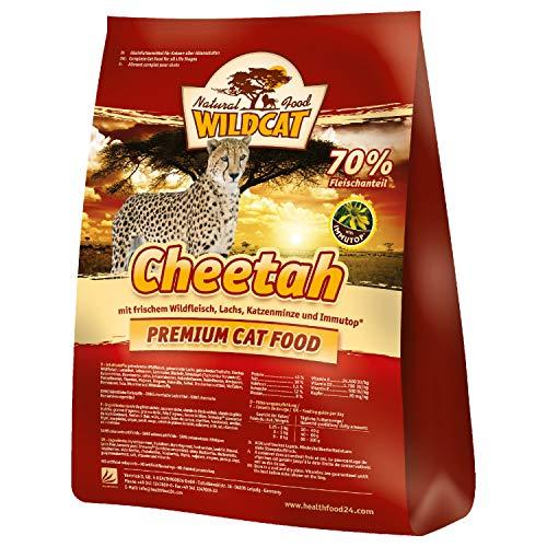 Wildcat Cheetah, 3 kg