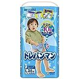 【パンツ Lサイズ】トレパンマン男の子 トイレトレーニング用 (9~14kg)36枚