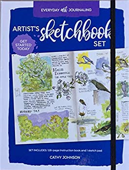Hardcover Artist's Sketchbook Set (Everyday Art Journaling) Book