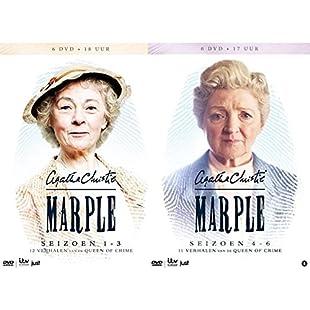 Marple The Collection - Series 1-6 [DVD]:Videomesum