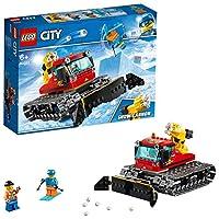 Include 2 minifigure LEGO City: uno sciatore e il conducente del gatto delle nevi Contiene un dettagliato gatto delle nevi con cabina per minifigure, tetto apribile, robusti cingoli e una grande pala anteriore, più un cannone da neve a fuoco rapido e...