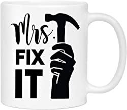 Mrs. Fix It 11oz Coffee Mug