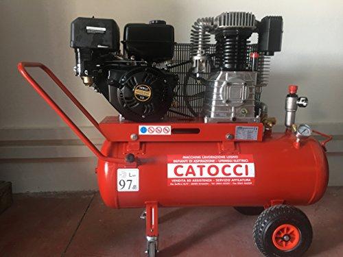 Compressore a scoppio CATOCCI MACCHINE 13 HP