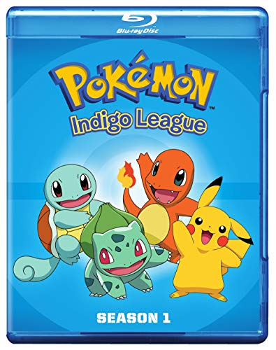Pokémon: Indigo League - Season 1 Standard Edition (BD) [Blu-ray]