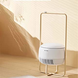 QINGMM Space Heater, Dryer, Clothes Disinfection, Remote Control Touch Type, Can Be Timed, Used in Living Room, Bedroom, S...