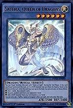 Yu-Gi-Oh! - Saffira, Queen of Dragons (DUEA-EN050) - Duelist Alliance - Unlimited Edition - Ultra Rare