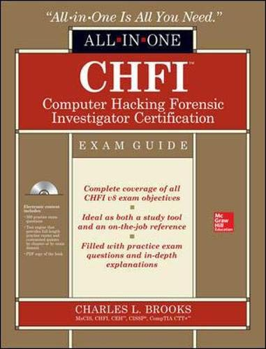 CHFI COMPUTER HACKING FORENSIC (All-In-One)