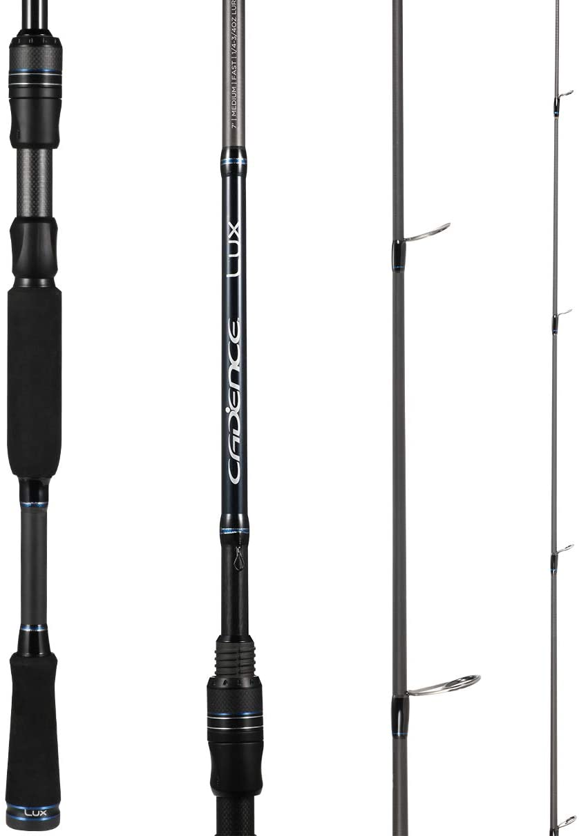 Cadence Lux 最新 Spinning Rod Newly Fishing with Upgraded おすすめ特集 Premiu