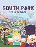 South Park 2021 Calendar