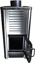 Timberline Wood Sauna Stove - Stainlesss Steel Sauna Heater