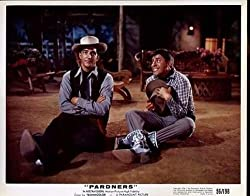 Dean Martin and Jerry Lewis in Pardners
