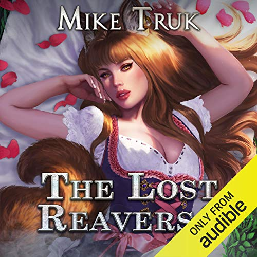 The Lost Reavers 2 cover art