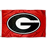 Georgia Bulldogs Dawgs University Large College Flag