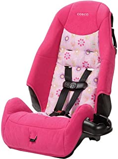 Cosco High-Back Booster Car Seat, Polyanna Keep Your Child Safe and Secure While Traveling in Your Vehicle