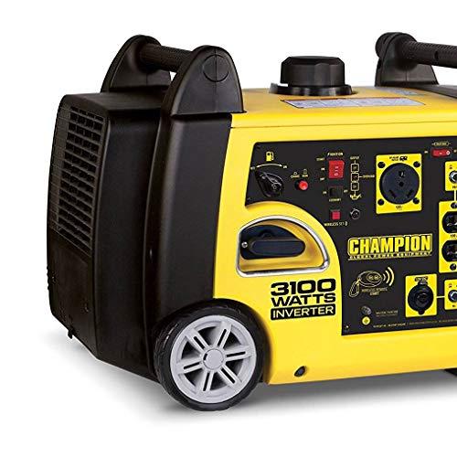 Champion 3100 Watt Inverter Generator Review