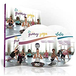 powerful Body Groove DVD Collection Gentle Groove Yoga  Pilates