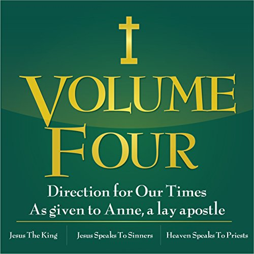 Direction for Our Times, Vol. 4: Jesus the King audiobook cover art
