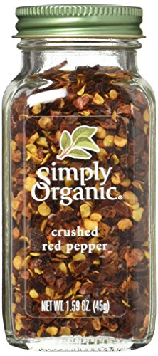 Simply Organic Red Pepper Crushed Organic 1.59 oz.