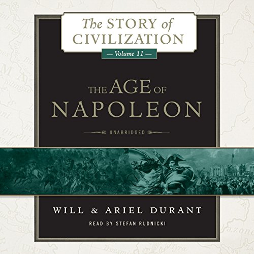 Couverture de The Age of Napoleon