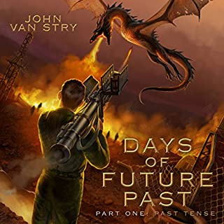 Days of Future Past audiobook cover art