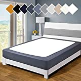 Twin Six Premium Bed Box Spring Cover, Twin/Twin XL Size, Update...