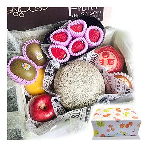 フルーツセット 果物セット 野菜ソムリエ監修 のし対応可能 母の日 ギフト プレゼント 贈答品 (豪華お任せセット)