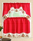 10 Best Christmas Kitchen Curtains