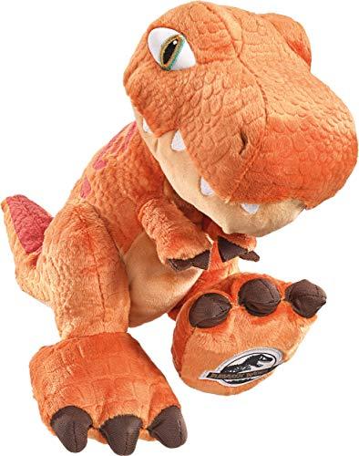 Schmidt Spiele 42756 Jurassic World, T-Rex, 30 cm Plüschfigur
