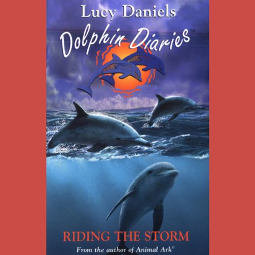 Dolphin Diaries: Riding the Storm cover art