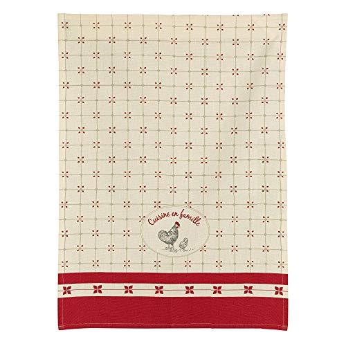 Winkler - Torchon > – 50x70cm – Tissu absorbant 100% coton - Serviette à vaisselle, chiffon de nettoyage