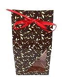 Kaiser Pralinen Geschenkbox Set mit 3, 6 oder 9 Boxen, Deko Schachtel mit Sichtfenster und Polybeutel (2er Pack = 6 Boxen)