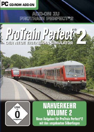 Pro Train Perfect 2 - Nahverkehr Vol. 2 - [PC]