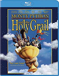 Monty Python and the Holy Grail [Blu-ray] (B0016492BW) | Amazon price tracker / tracking, Amazon price history charts, Amazon price watches, Amazon price drop alerts