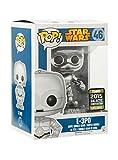 Funko 5395 POP Vinyl Star Wars E-3PO Chrome Convention Special Figure