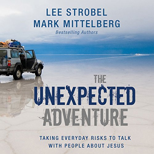 The Unexpected Adventure audiobook cover art