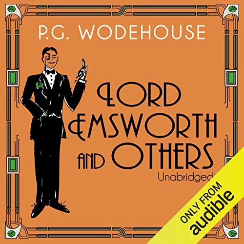 Couverture de Lord Emsworth and Others