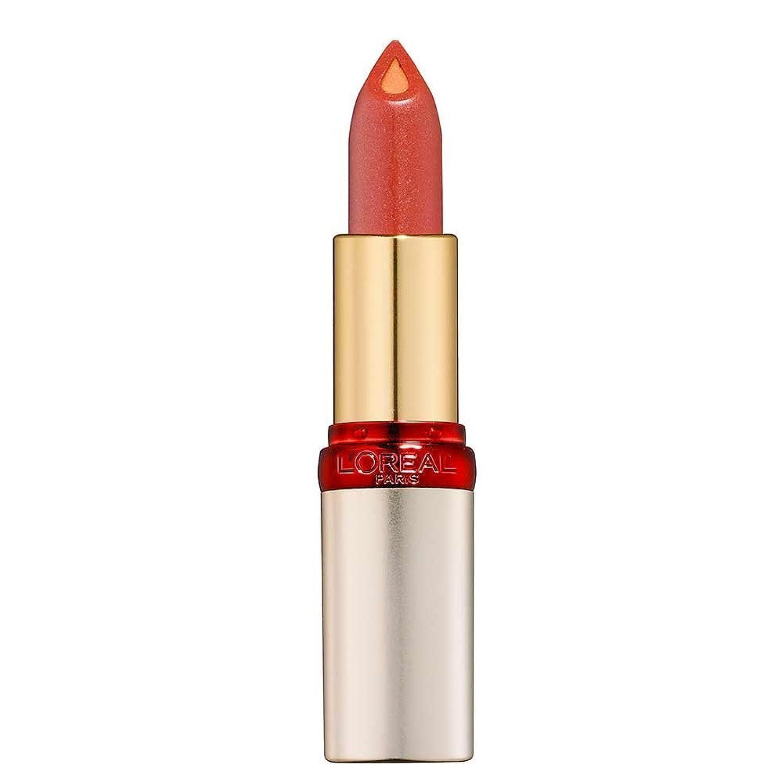 スーパー球状ほとんどないL'Oréal - Rouge à lèvres - Color Riche Innovation Action anti-age - N°S303 Pearly Praline