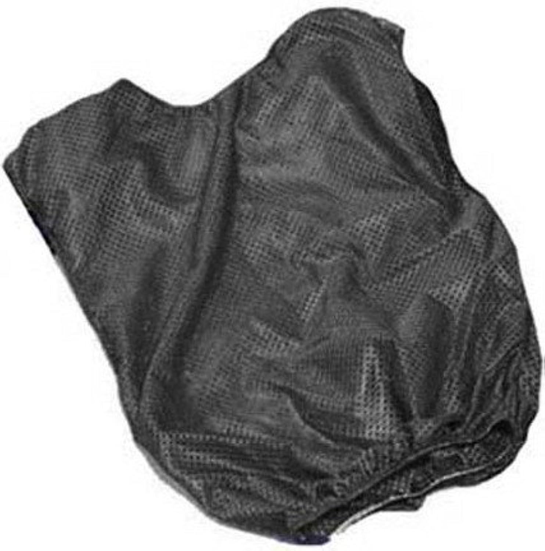 Adult Black Mesh Game Vests  Set Of 6