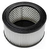 vhbw Filtro Compatible con Monzana (Todos los Modelos de aspiradores de Cenizas)...